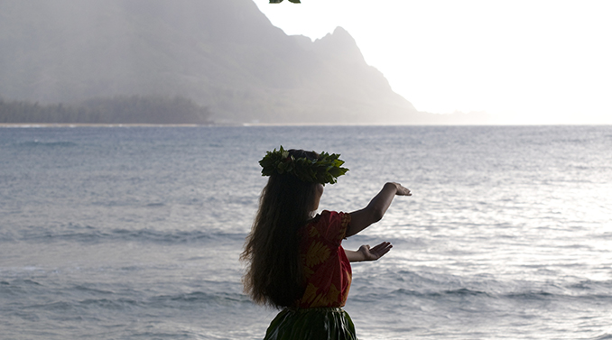 meaning of the maui hula