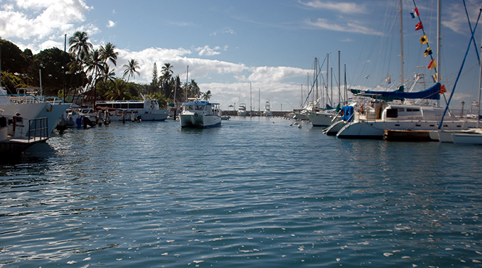 Port of Lahaina
